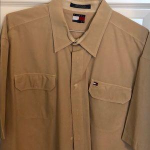 Tommy Hilfiger shirt xxl like new